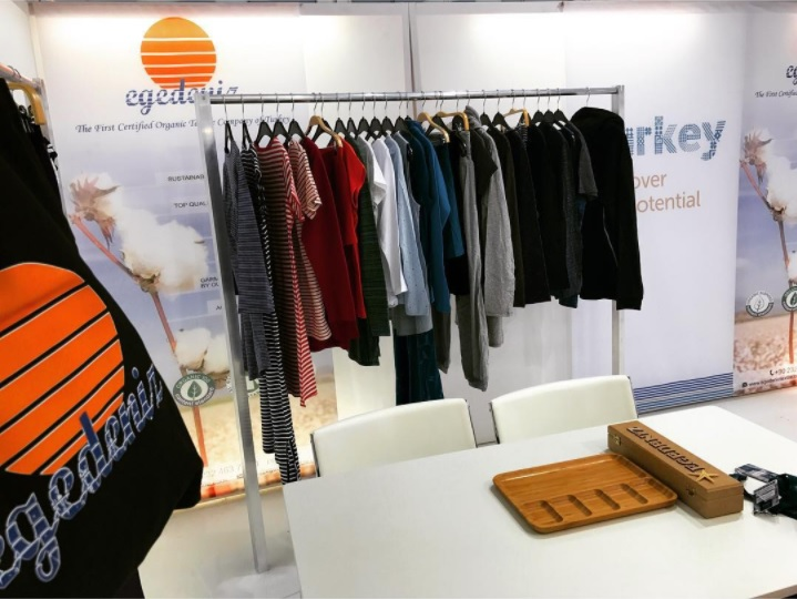 Munich Apparel Source – Hall 2 | B 09 – Egedeniz Textile