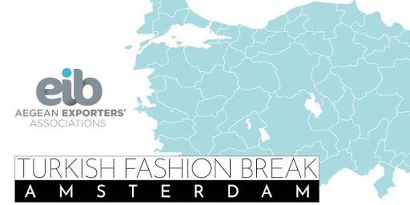 Turkish Fashion Break in Amsterdam